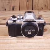 Used Olympus OM-D E-M10 MK II Silver Digital Camera Body