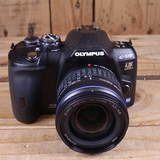 Used Olympus E-510 DSLR with 14-42mm Lens