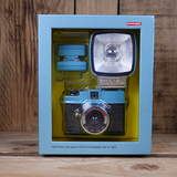 Used Lomography Diana Mini & Flash Compact Camera