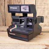 Used Polaroid Supercolor 635 CL Instant Camera