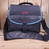 Used Samsonite Trekking Medium Black Camera Bag