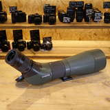 Used Swarovski ATS 80 HD Angled Spotting Scope - 20-60x Zoom Eyepiece and stay on case