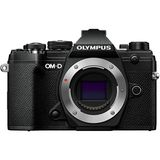 Olympus E-M5 Mark III | 20.4 MP | Live MOS Sensor | 4K Video | Wi-Fi | Black
