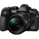 Olympus OM-D E-M1 Mark III Camera with 12-40mm M.Zuiko Lens