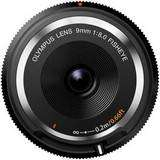 Olympus 9mm f8 Fisheye Black Body Cap Lens