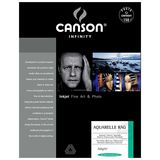 Canson Infinity Aquarelle Rag 240gsm Photo Paper - Acid Free - 100% Cotton
