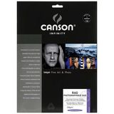 Canson Infinity Rag Photographique Duo 220gsm Photo Paper - Double Sided - Acid Free - 100% Cotton