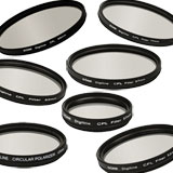 Dorr Digi Line Circular Polarizing Filter Non-Refelective Slim Mount