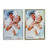 Silverstar Toskana Photo Frame | Gold or Silver | Stands or Hangs
