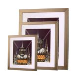 Kenro Senator Wood Photo Frame | High Quality Wood | Hangs or Stands