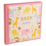 Zoo Baby 6X4 Slip In Photo Albums | 120 Photos