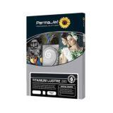 Permajet Titanium Lustre 280 Printing Paper | 280 GSM | A3/A3+/A4/7X5