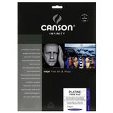 Canson Infinity Platine Fibre Rag 310gsm Photo Paper - Acid Free - 100% Cotton
