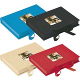 Walther Fun Photo Box for 7 x 5 inch Photos | Overall Size 8 x 6 x 1 inch