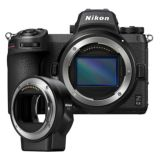 Nikon Z6 II with FTZ Mount Adapter | 24.5 MP | CMOS Sensor | 4K Video | Wi-Fi