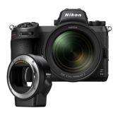 Nikon Z6 II | 24-70mm F4 Lens & FTZ Mount Adapter | 24.5 MP | CMOS Sensor | 4K Video | Wi-Fi
