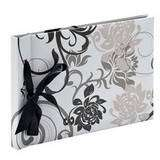 Walther Grindy White Traditional Photo Album - 40 Black Sides