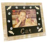 Cesare Cat Photo Frame for 6x4
